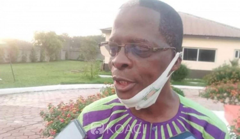 Côte d'Ivoire : Présidentielle octobre, le Maire de Bloléquin rassure que la victoire de Gon sera écrasante dans le Cavally