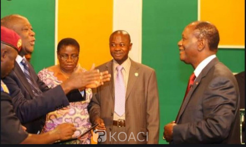 Côte d'Ivoire : Affaire Ouattara a donné son accord pour le retour de Gbagbo, une pure affabulation