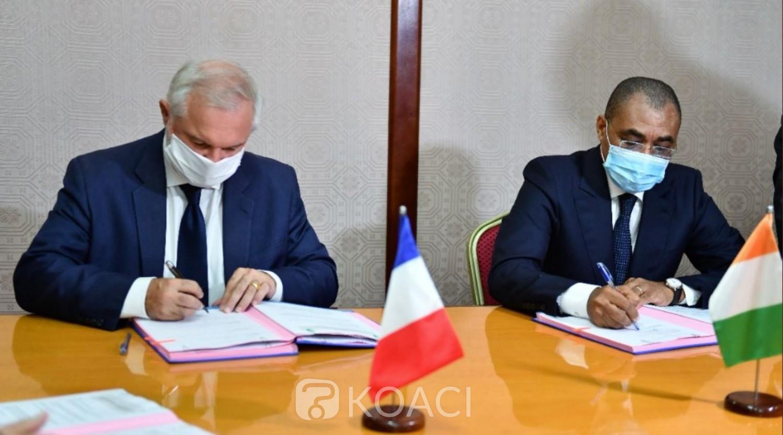 Côte d'Ivoire-France : Coronavirus, financement du plan de riposte, trois avenants de conventions signés dans le cadre du C2D