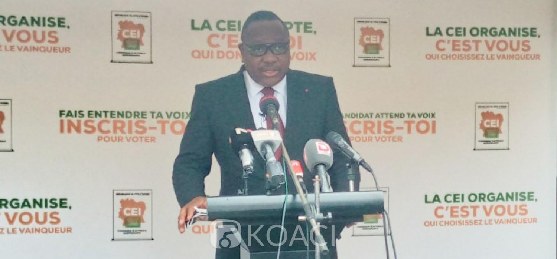 Côte d'Ivoire : Lancement à Yopougon de la révision de la liste électorale, l'appel de Kuibiert Coulibaly aux Partis politiques