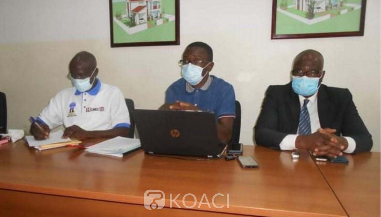 Côte d'Ivoire : ESATIC, les enseignants solidaires de leurs deux camarades  « révoqués » par la Direction en grève, la CNEC menace de paralyser toutes les structures