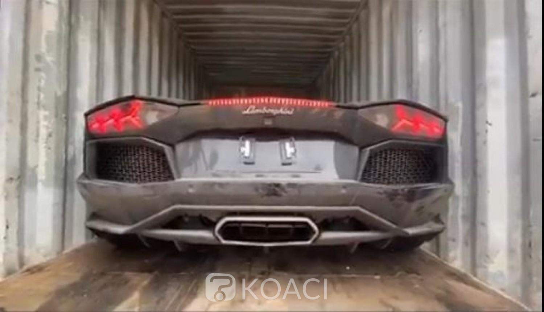 Côte d'Ivoire : L'acharnement contre Hamed Bakayoko se poursuit sur internet avec la Lamborghini d'un opérateur économique