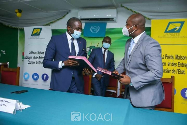 Côte d'Ivoire : Enrôlement CNI, les timbres désormais disponibles dans 200 bureaux de la poste sur le territoire