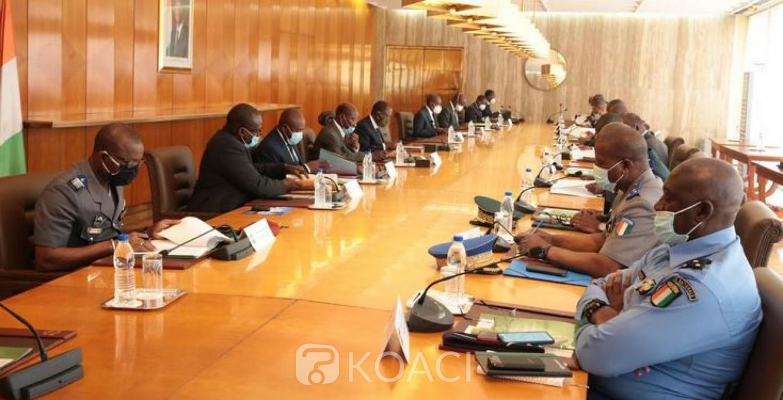 Côte d'Ivoire :   Maintien de l'état d'urgence jusqu'au 30 juin prochain et de l'isolement du Grand Abidjan avec renforcement du contrôle aux entrées et sorties