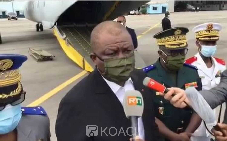 Côte d'Ivoire : Hamed Bakayoko révèle une attaque terroriste qui visait une zone portuaire