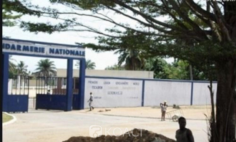 Côte d'Ivoire : Camp Commandos de Koumassi, un gendarme suspecté de viol mis aux arrêts