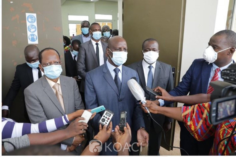 Côte d'Ivoire : Les examens du BTS session 2020   pourraient se tenir en septembre prochain