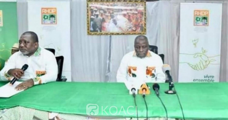 Côte d'Ivoire : Présidentielle octobre, Konaté Sidiki et Flindé à l'assaut du Tonpki pour effacer les traces de l'opposition