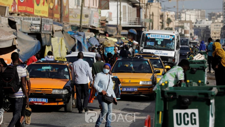 Sénégal : Coronavirus, à Dakar, la police traque les  « démasqués »… plusieurs interpellations notées