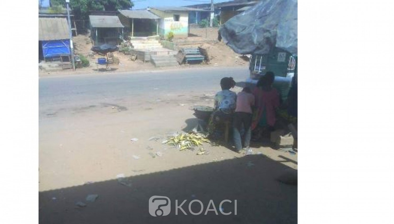 Côte d'Ivoire : Drame, à Logoualé, 2 morts et 6 blessés suite à une sortie de route du véhicule d'un agent des douanes roulant à vive allure