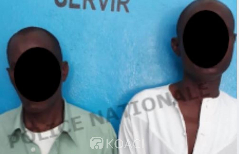 Côte d'Ivoire : Abobo, deux présumés faussaires de la CNI interpellés dans un centre d'enrôlement