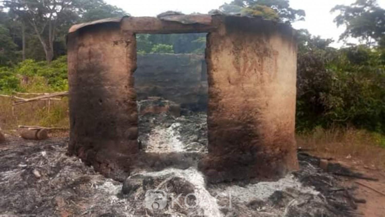 Côte d'Ivoire : À  Digoualé, affrontements sous fond de conflit foncier, plusieurs blessés, des maisons incendiées