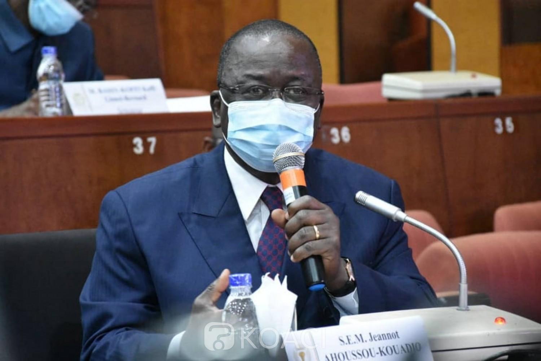 Côte d'Ivoire: Affaire trafic de Cocaïne, le Président du Sénat au ministre Vagondo: « Qui mieux que vous peut  dire aux Ivoiriens que cette affaire relève de la pure manipulation politique ? »