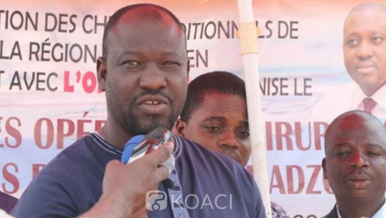 Côte d'Ivoire : Simon Soro contracte le Coronavirus lors d'un match de foot en prison