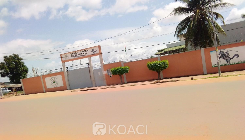 Côte d'Ivoire : Bouaké, appréhendés entre des moutons, 14 clandestins Burkinabé remis à leur consul