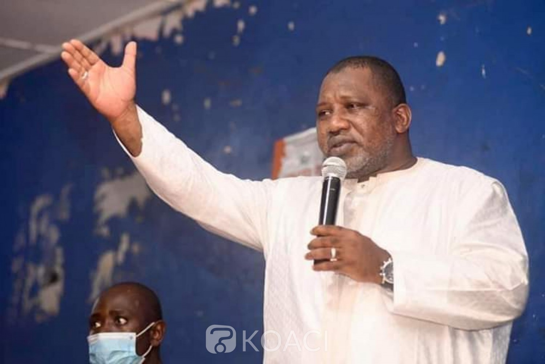Côte d'Ivoire : Depuis Biankouman, le message de Konaté Sidiki à Mabri : « La politique est sérieuse , il faut être réaliste »