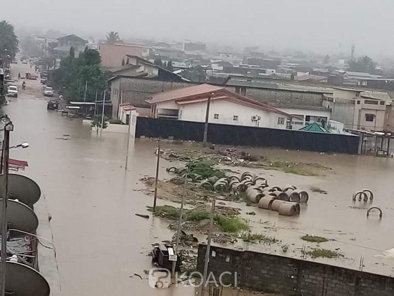 Côte d'Ivoire : Au moins un mort, des blessés et d'énormes dégâts suite aux pluies diluviennes