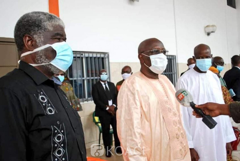Côte d'Ivoire : Inscriptions sur la liste électorale, Mambé et Kafana verrouillent Songon et Yopougon
