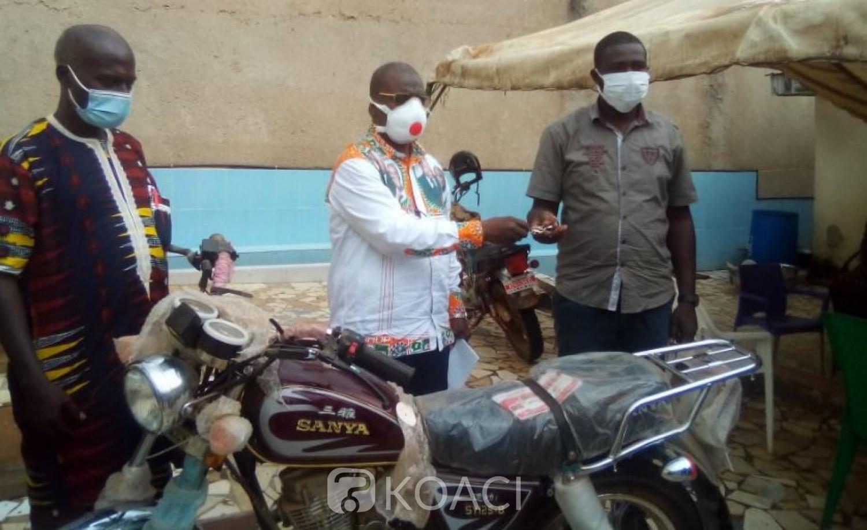 Côte d'Ivoire : Lakota, le RHDP veut enrôler une population comprise entre 17 et 18 mille sur un total de 19 mille