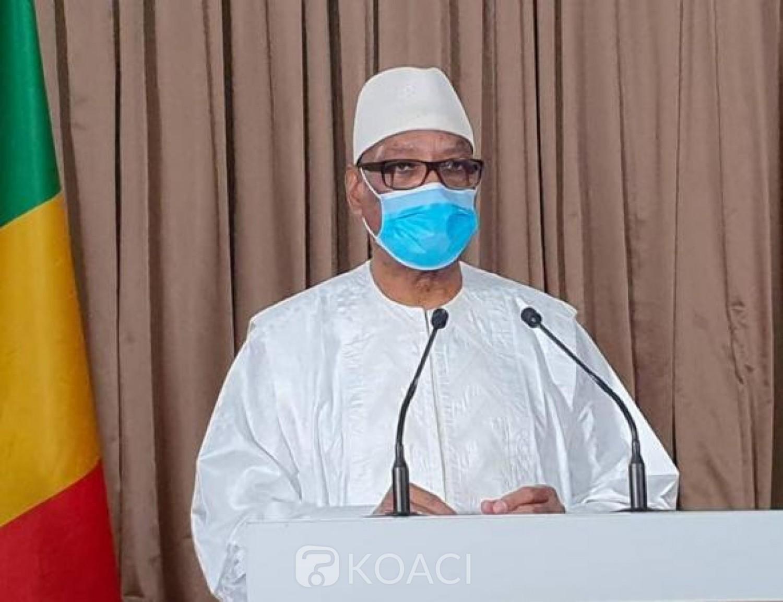 Mali : Après une grogne populaire , IBK s'adresse enfin à la nation :« Ma porte est ouverte et ma main toujours tendue »