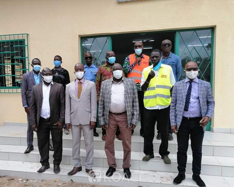 Côte d'Ivoire : Pour une circulation fluide, bitumage de 6 kilomètres de voies à Fronan