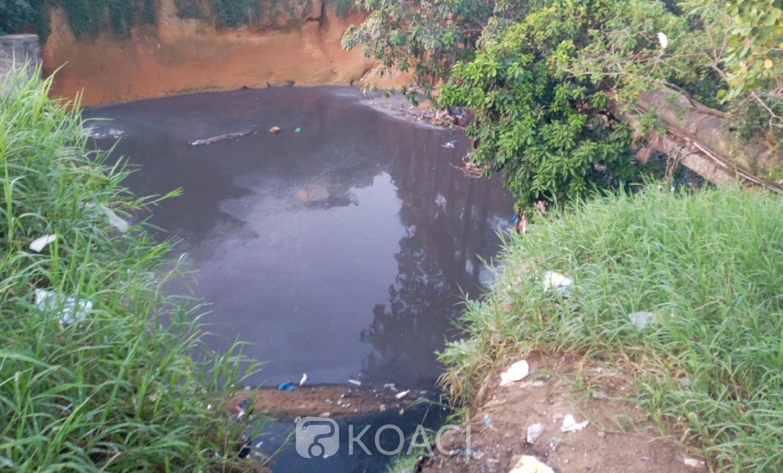 Côte d'Ivoire : À Yopougon, il sont des milliers qui côtoient la mort à côté de ces ravins dangereux