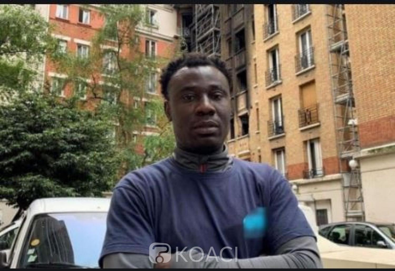 Côte d'Ivoire-France : Acte de bravoure, un ivoirien sauve la vie de plusieurs  familles d'un grave incendie