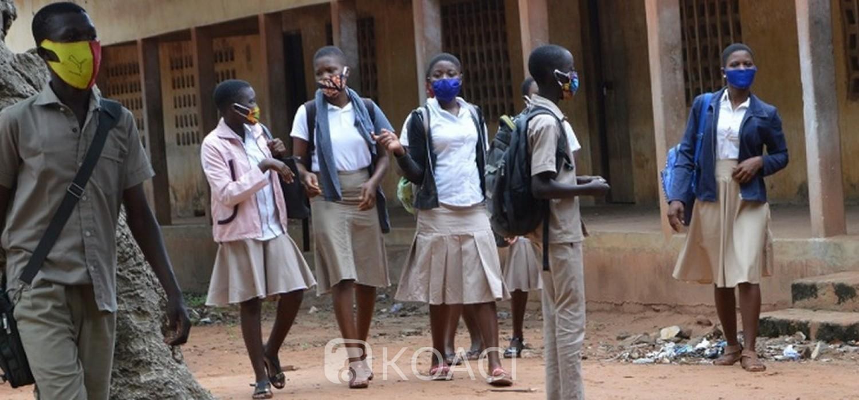 Togo :  Objectifs de la réouverture des écoles en attendant les examens