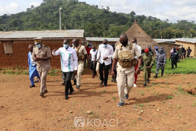 Côte d'Ivoire : Conflit inter-communautaire à Digoualé, Vagondo à la rencontre des populations relève les solutions pour mettre fin à la crise