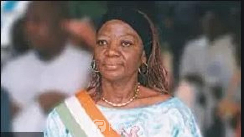 Côte d'Ivoire : Depuis Bruxelles, Gbagbo lance via Katinan  un projet pour les élections apaisées présidé par Massany Bamba ex députée de Port Bouët