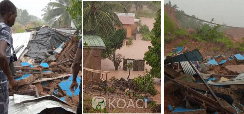 Côte d'Ivoire : Eboulement de terrain qui vire au drame, 10 morts à Anyama
