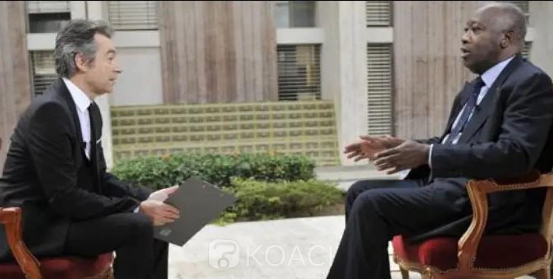 Côte d'Ivoire : « Infox de la presse pro-Gbagbo », l'ex-Chef d'Etat n'a jamais eu d'échanges houleux avec des journalistes Français