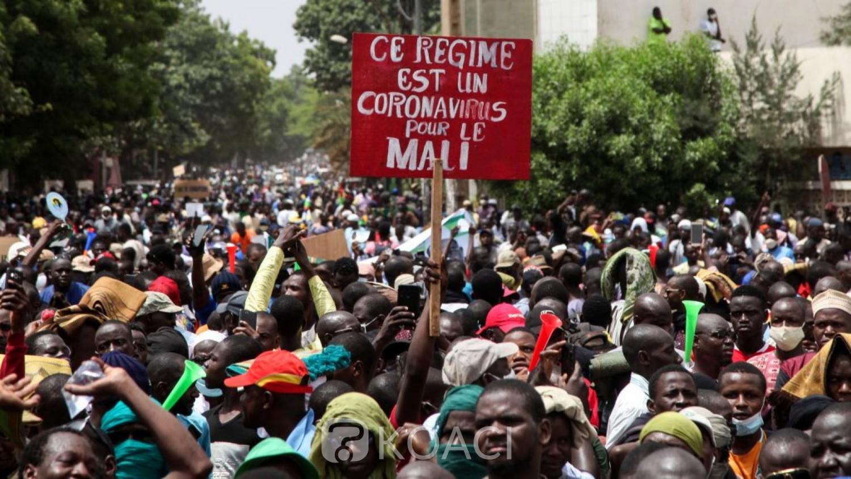 Mali : A 24 h d'une marche de l'opposition, une mission de la Cedeao tente de calmer le jeu