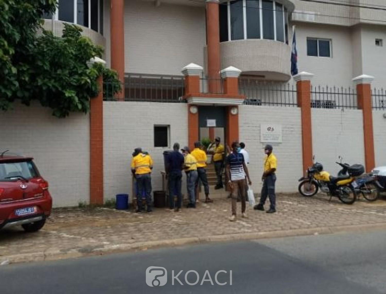 Côte d'Ivoire : G4S, malgré le démenti de la chargée de communication, l'entreprise a mis au chômage technique, 100 employés dont le Directeur des ressources humaines