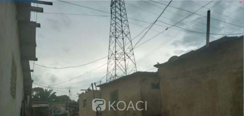 Côte d'Ivoire : Saisons des pluies, la CIE alerte ceux qui vivent sous des lignes à haute tension