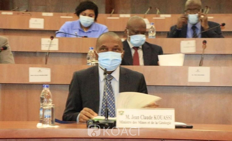 Côte d'Ivoire : Secteur minier, suppression de l'exonération de l'impôt sur les Bénéfices Industriels et Commerciaux (BIC), l'Etat engrange 200 milliards
