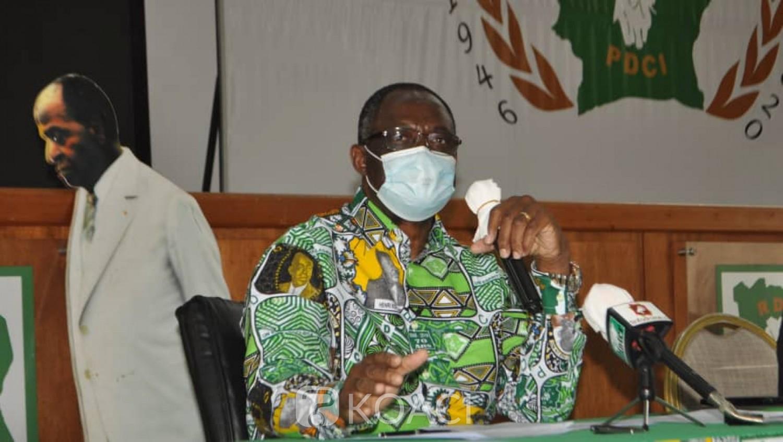 Côte d'Ivoire : Le Parti de Bédié catégorique, le PDCI ne fera pas son entrée au sein de la CEI tant que la décision de la CADHP n'est pas connue