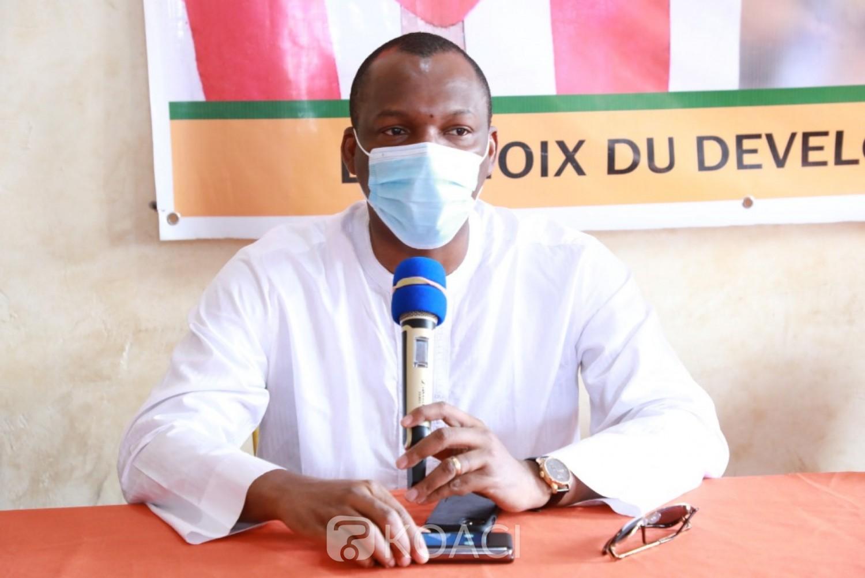 Côte d'Ivoire : Processus d'inscription sur la liste électorale dans le Haut Sassandra, le ministre Mamadou Touré sur le terrain