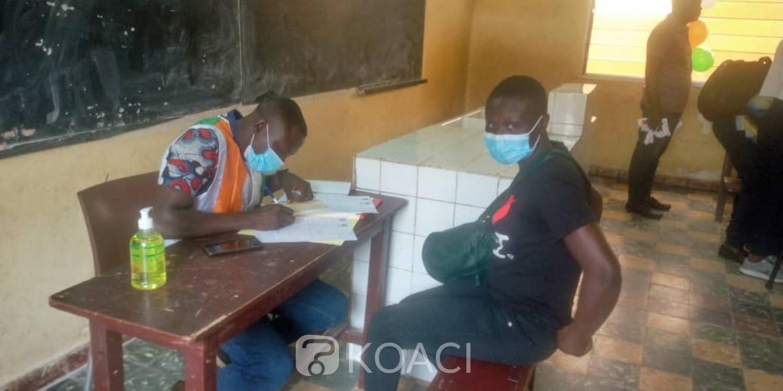 Côte d'Ivoire : Les récépissés de demande de la CNI de l'ex-ONI désormais valides dans les centres d'enrôlements