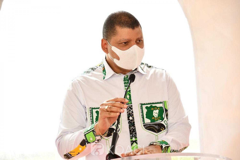 Côte d'Ivoire : Présidentielle octobre, Billon se rétracte de la candidature du PDCI au profit de Bédié