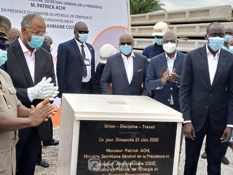 Côte d'Ivoire : Adzopé, Patrick Achi revient sur les raisons qui ont motivé Alassane Ouattara à ne pas se représenter