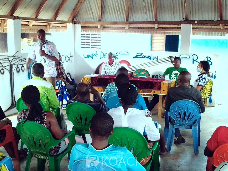 Côte d'Ivoire : Diabo, contre toute attente, des jeunes Gblo choisissent le FPI de Gbagbo