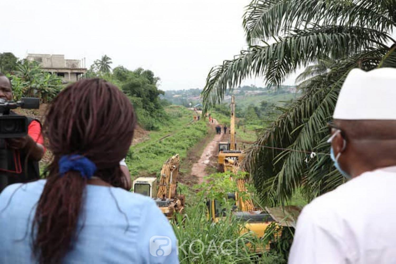Côte d'Ivoire :  Anyama, le bilan de l'éboulement passe de 13 à 16 morts, trois nouveaux corps découverts