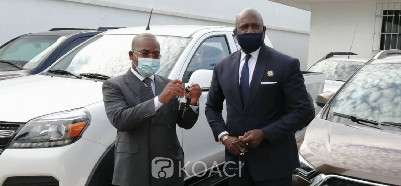 Côte d'Ivoire : Mabri répond à Sidiki mais reste silencieux sur sa dette de 1,2 milliards, incompréhension de Méambly