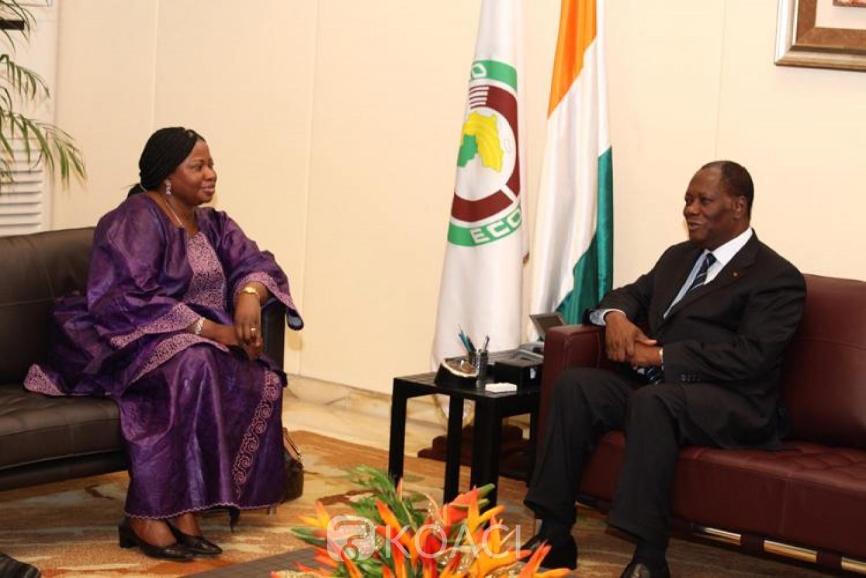 Côte d'Ivoire : Une association française rappelle à Bensouda qu'elle n'a pas poursuivi « de forces pro-Ouattara »