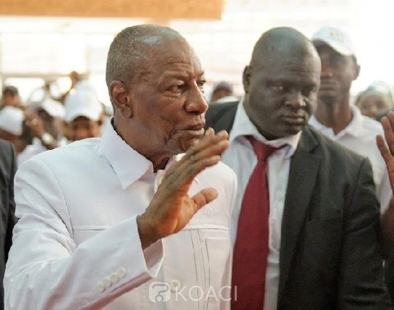 Guinée : Présidentielle,  la CENI propose la date du 18 Octobre
