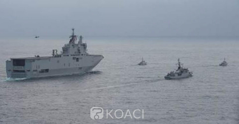Côte d'Ivoire : La France annonce avoir mené une opération de saisie de Cocaïne en coopération avec la marine nationale