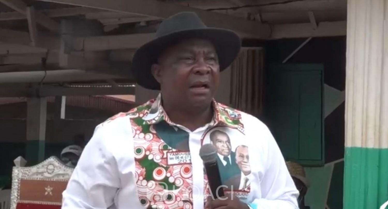 Côte d'Ivoire : Adjoumani : « Nous on est heureux au RHDP car notre souhait c'était que Bedié soit candidat comme ça on va vite le battre »
