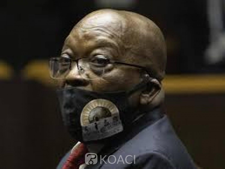 Afrique du Sud : Nouveau report du procès de Jacob Zuma au 08 Septembre