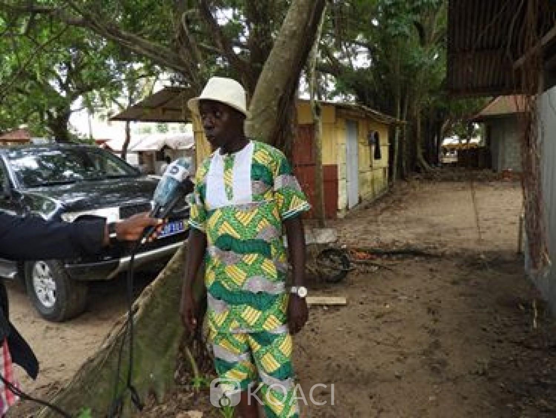 Côte d'Ivoire : Conflit foncier à Grand-Bassam, suite à la condamnation du Roi de Moossou, les populations de Modeste en quête d'opérateurs économiques pour son développement